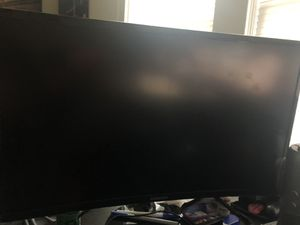 24in Samsung Curved Monitor for Sale in Palm Springs, FL