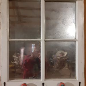 Mirrored Glass Antique Window For Decor for Sale in Batesburg-Leesville, SC