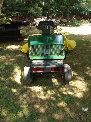 John deer zero turn commercial lawnmower for Sale in Neffsville, PA