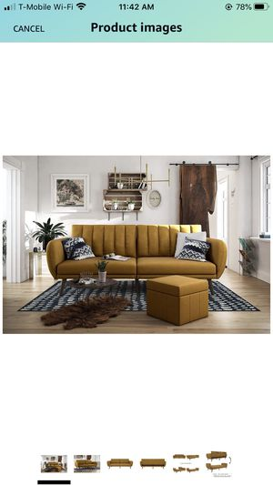 Futon - 99% new for Sale in Los Angeles, CA