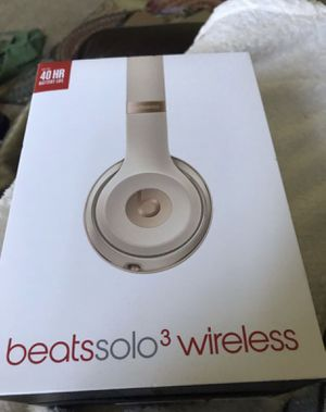 BEAT SOLO 3 for Sale in Tacoma, WA
