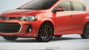2013 Chevy Sonic LT 1.4L Turbo for Sale in Houston, TX