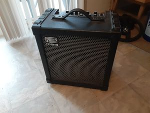 Selling cheap! Roland guitar amp! for Sale in Troutdale, OR
