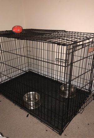 Big dog cage for Sale in Alexandria, VA