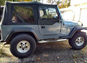1998 Jeep Wrangler Sport Edition 4x4 for Sale in Kent, WA