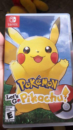 Nintendo switch Pokémon for Sale in Las Vegas, NV
