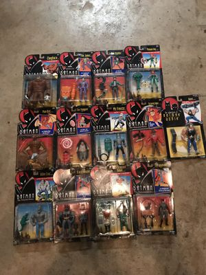 Kenner 1993 Batman Action Figures for Sale in San Antonio, TX