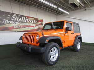 2012 Jeep Wrangler for Sale in Mesa, AZ
