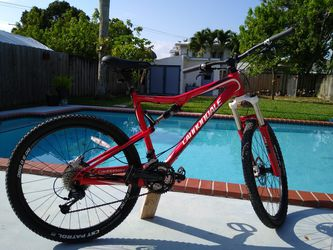 Cannondale Rz 120 SI Large 26 MTB  for Sale in Miami, FL
