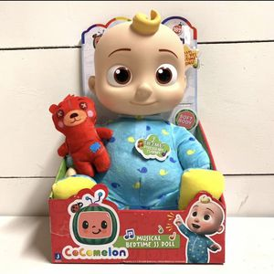 Cocomelon JJ Musical Bedtime Doll - NEW! for Sale in Chesapeake, VA