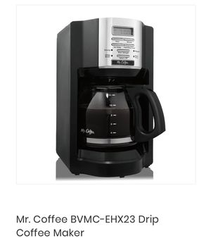 Mr. Coffee 12 Cup Drip Coffee Maker for Sale in Mountain View, CA