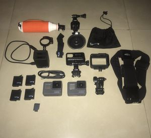 GoPro Hero 6 & 5 Bundle Kit for Sale in Coral Gables, FL