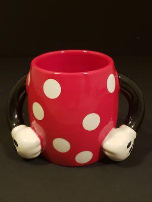 Disney Minnie Mouse Polka-Dot Mug for Sale in Austin, TX