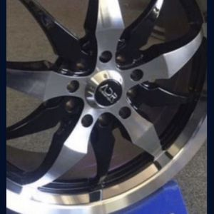 17x7 New Wheels 5x110/5x112 $399/set Total Price Special Deal 0125💰 We Finance 💯 Days Same As CASH💰 for Sale in Mount Hamilton, CA