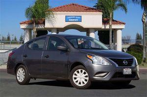 2019 Nissan Versa Sedan for Sale in Selma, CA