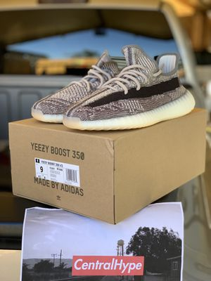 """Yeezy Boost 350v2 """"Zyon"""" size 9 for Sale in CA, US"""
