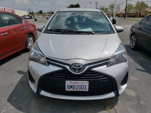 2017 Toyota Yaris for Sale in Fontana, CA