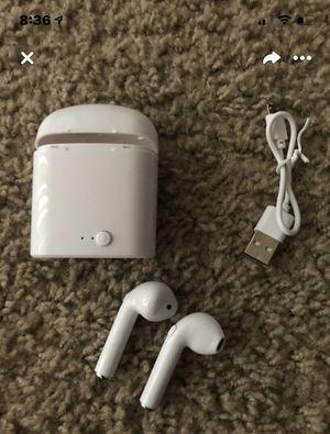 I7s TWS Mini Bluetooth Headset Wireless Stereo Earphone Headphones Headphones Mic for Sale in Sanford, FL