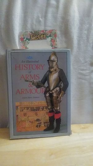 An illustrated History of Arms & Armour. 1st printing 1988 for Sale in Grand Prairie, TX
