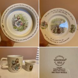 Wedgwood Children's Dishes for Sale in Hollywood,  FL