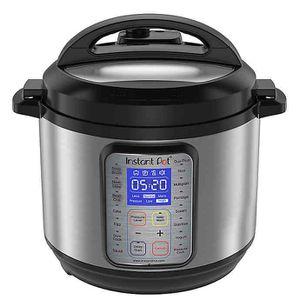 Instant Pot 9-in-1 nova Plus 6 qt. Programmable Electric Pressure Cooker for Sale in Turlock, CA