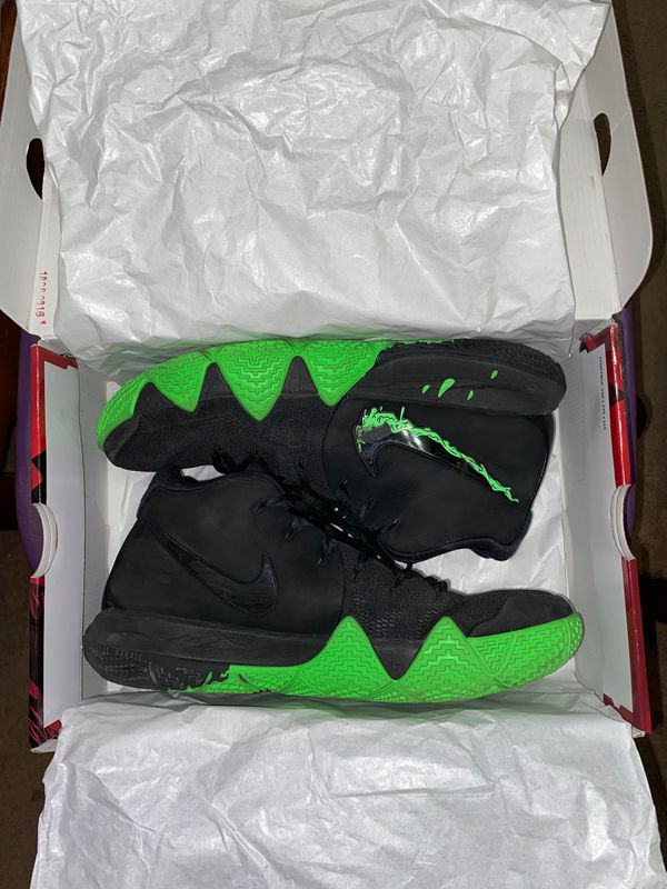 Nike kyrie 4 goosebumps
