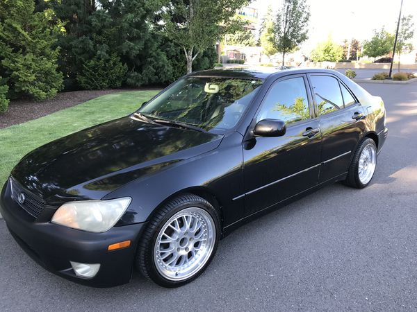 2003 Lexus is300