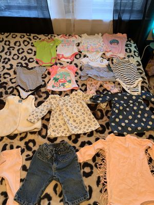0-3 Months Baby Clothes for Sale in El Paso, TX