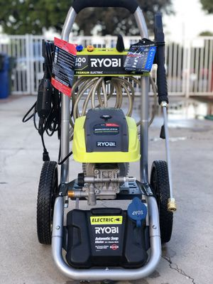 RYOBI 2,300 PSI 1.2 GPM High Performance Electric Pressure Washer for Sale in Paramount, CA