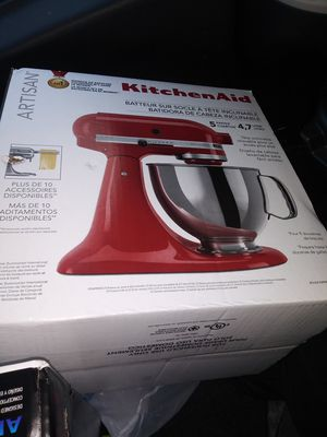 Kitchen Aid artisan mixer for Sale in KIMBERLIN HGT, TN
