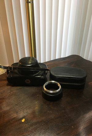 Excellent Condition Petri 7S Camera & Accessories for Sale in Federal Way, WA