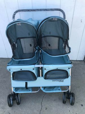Double dog stroller for Sale in Torrance, CA