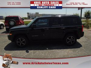 2012 Jeep Patriot for Sale in Round Rock, TX