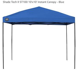 instant canopy shade tech II for Sale in Honolulu, HI