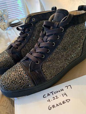 7b419cbe90e3 Men s Louis Vuitton Shoes • Size 10 US   43 EU for Sale in Fontana ...