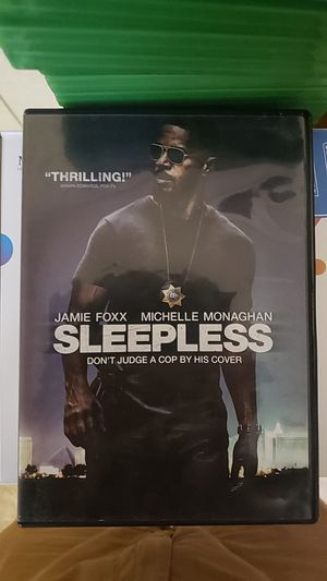 Sleepless DVD for Sale in Farmville, VA