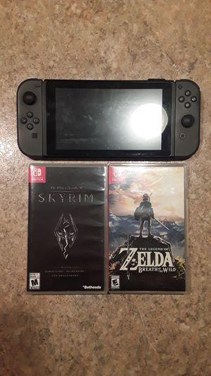 Nintendo Switch Set for Sale in Kennewick, WA