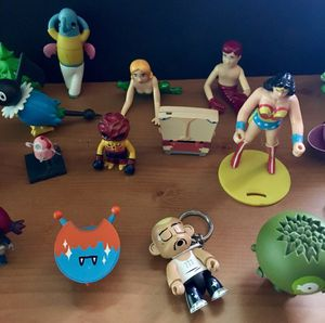 Collectible toys $4.00 each and up for Sale in Miami, FL
