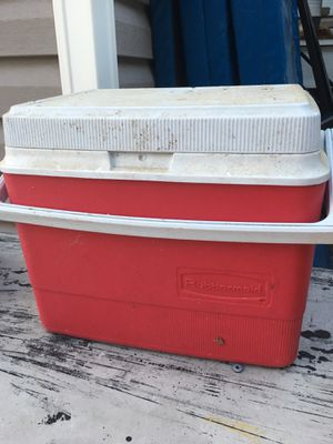 Cooler for outside and summer and beach for Sale in Richmond, VA