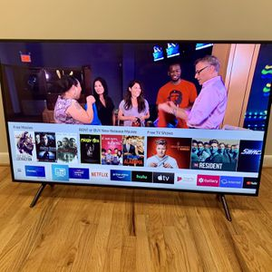 """Samsung 55"""" Series 7 Smart LED UHD (4K) TV for Sale in Silver Spring, MD"""