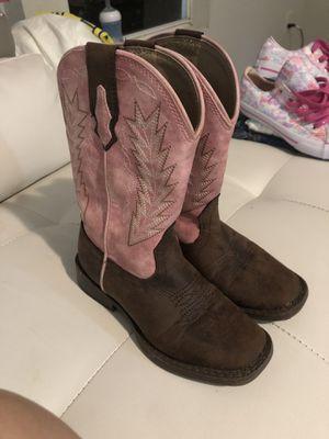 Like new girl boots for Sale in Eustis, FL