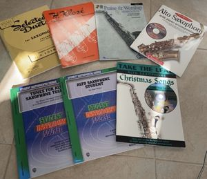 Saxophone Music Books for Sale in Longwood, FL