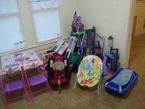 Assorted kids crap for Sale in Abilene, TX