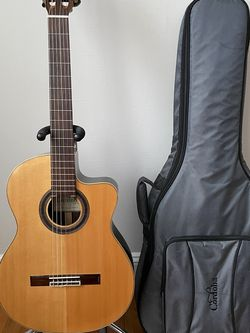 Cordoba GK Studio Negra - Classical/Nylon String Guitar for Sale in Chester,  PA