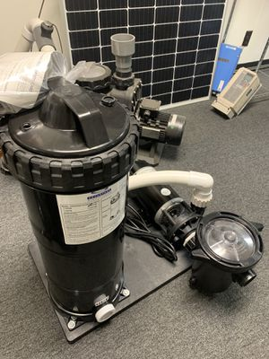 Filtration Unit for Above Ground Pools and Fountains for Sale in Santa Ana, CA