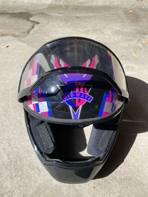 Used Snell M95 snow mobile helmet for Sale in Aurora, CO
