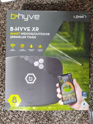 B-hyve xr smart sprinkler timer for Sale in Rohnert Park, CA