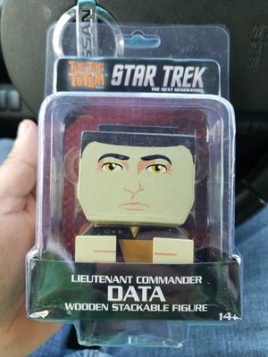 Tiki tiki totem star trek Data for Sale in Citrus Heights, CA