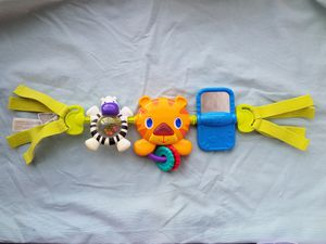 Car seat hanging toys for Sale in Little Ferry, NJ