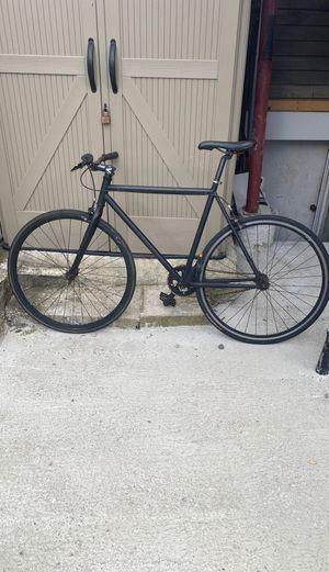 All black bike for Sale in Cambridge, MA